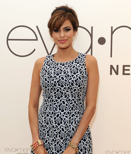 Eva Mendes' First Words on Her Brother's Death and Daughter Amada's Birth