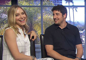 Jason Biggs & Jenny Mollen Dish on New Comedy 'Amateur Night'