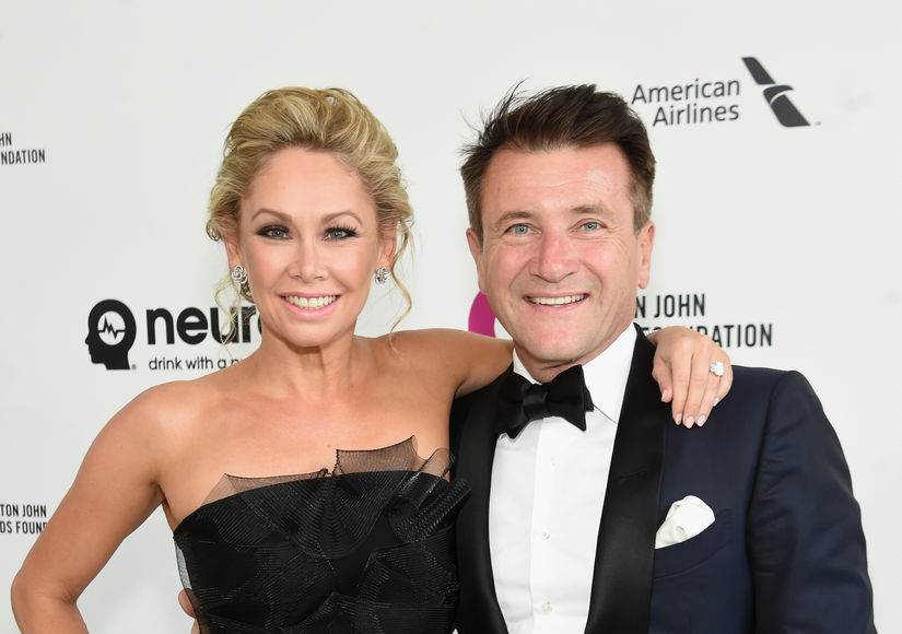 'DWTS' Dancer Kym Johnson's Wedding Dress Catches Fire Walking to Altar