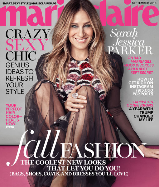 Sarah Jessica Parker's Secret to Her Nearly 20-Year Marriage to Matthew…