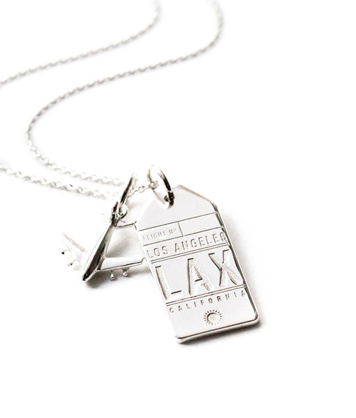 Win It! Jet Set Candy Luggage Tag Charms