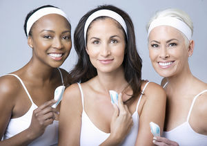 Win It! A DERMAFLASH Facial Exfoliating Device and Replenishment Kit