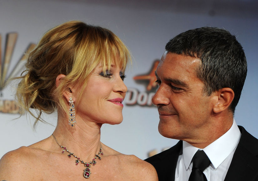 Friendly Exes! Melanie Griffith's Surprising Message to Antonio Banderas