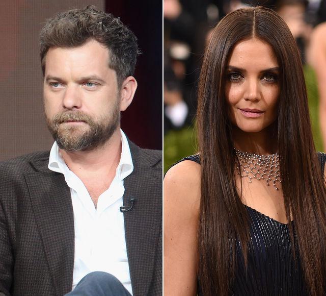 Rumor Bust! Katie Holmes & Joshua Jackson Are Not Back ... Katie Holmes Jamie Foxx