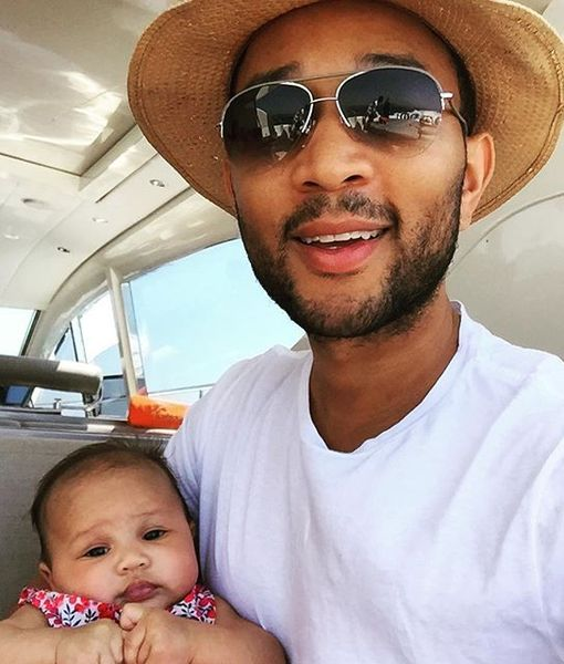 John Legend Gushes About His 'Wonderful Little Girl,' Reveals Who Luna…