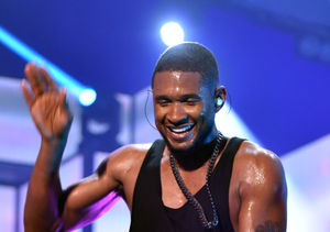 Usher on 'Dancing All Night' with Michelle Obama with the President's…