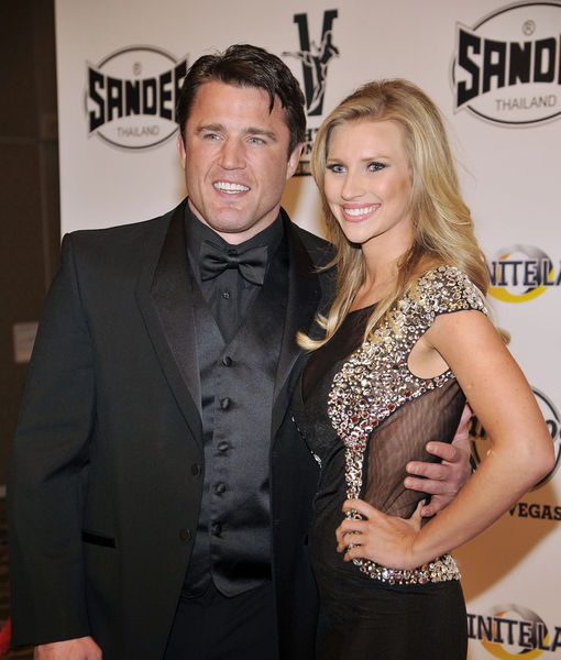 MMA Fighter Chael Sonnen's Baby Daughter Dies, Wife Remains 'Very Ill'