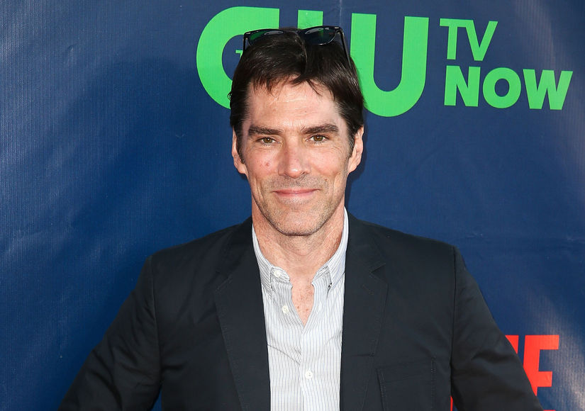 Thomas Gibson has been going through a divorce for two years