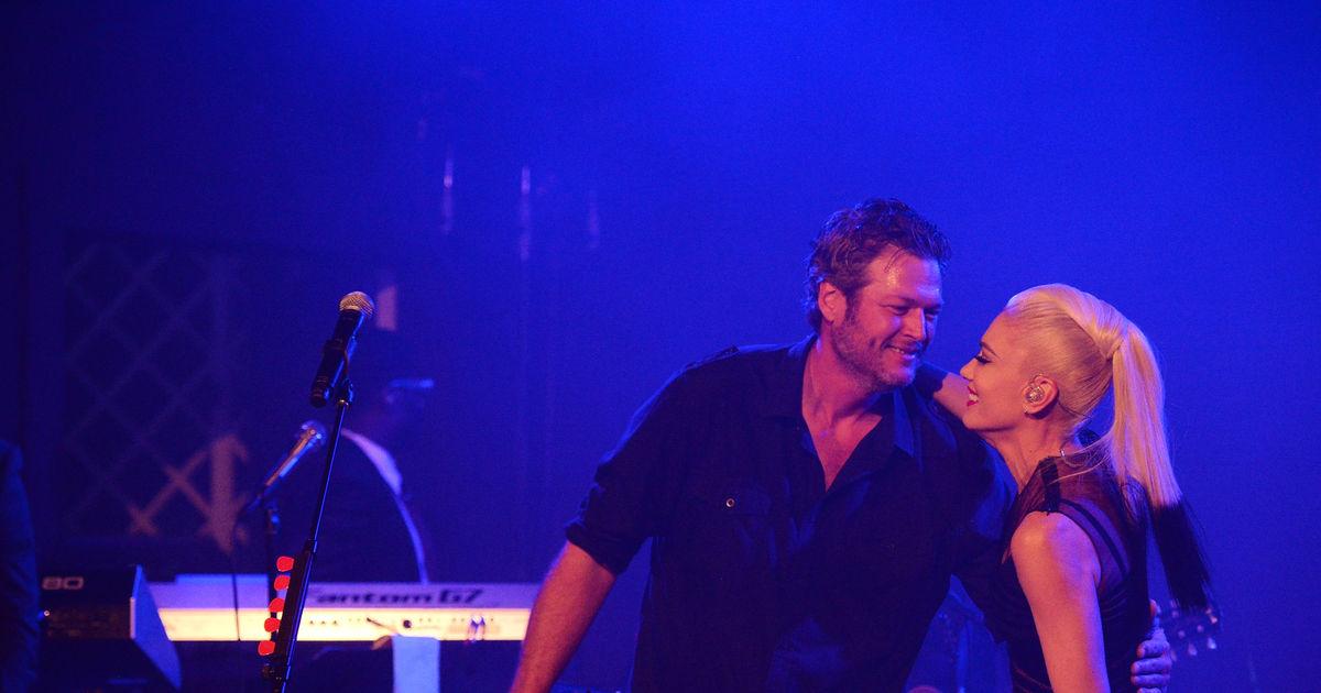 Gwen & Blake's Hamptons PDA Fest as Miranda Lambert Announces Surprise 'Engagement' | ExtraTV.com