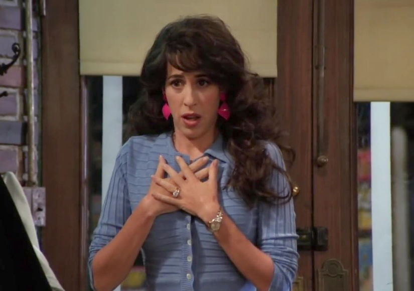 You won't BELIEVE what Janice from Friends sounds like in real life