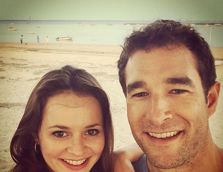 Olympian Sasha Cohen Is Married — Who's the Lucky Guy?