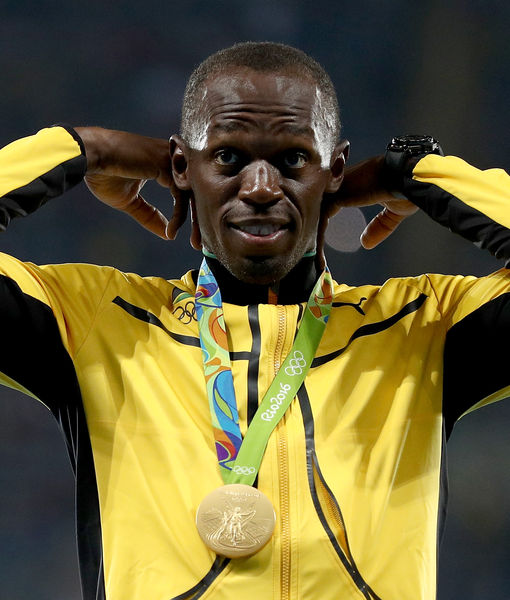 Usain Bolt Caught in Bed with a Woman Who Is Not His Longtime Girlfriend