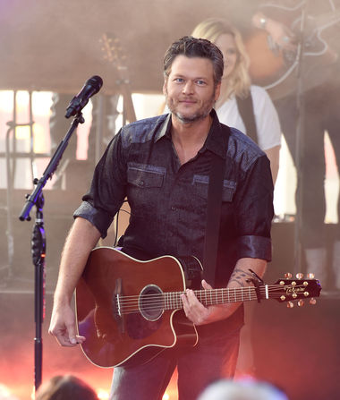 Blake Shelton Says 'Honest' Record Was an 'Outlet' to Help…