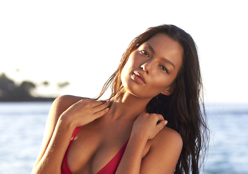 Meet New Sports Illustrated Swimsuit Model Mia Kang!