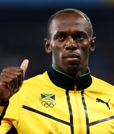 Why Usain Bolt's Girlfriend Won't Leave Him After He's Caught…