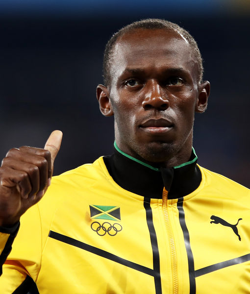 Why Usain Bolt's Girlfriend Won't Leave Him After He's Caught Partying…
