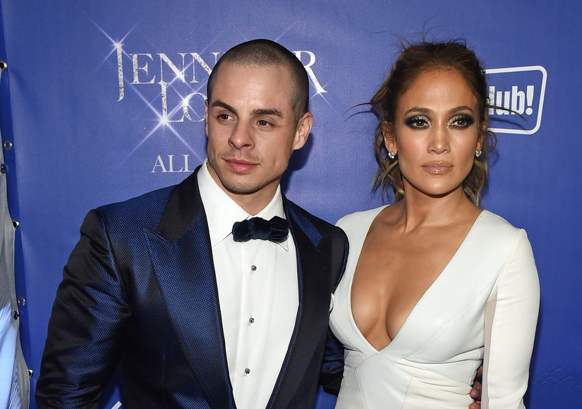 Jennifer Lopez & Casper Smart Reportedly Split