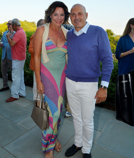'RHONY' Star Luann de Lesseps on Moving Forward with Her Wedding Amid…