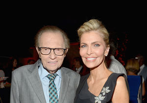 Larry King Is 'Completely Embarrassed' by Wife's Alleged…