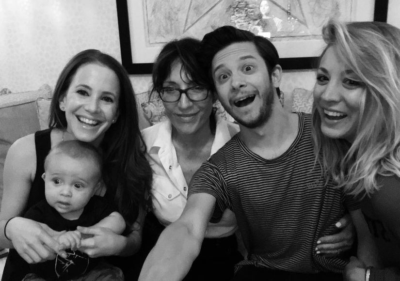 Kaley Cuoco's '8 Simple Rules' Reunion — See the Pic!