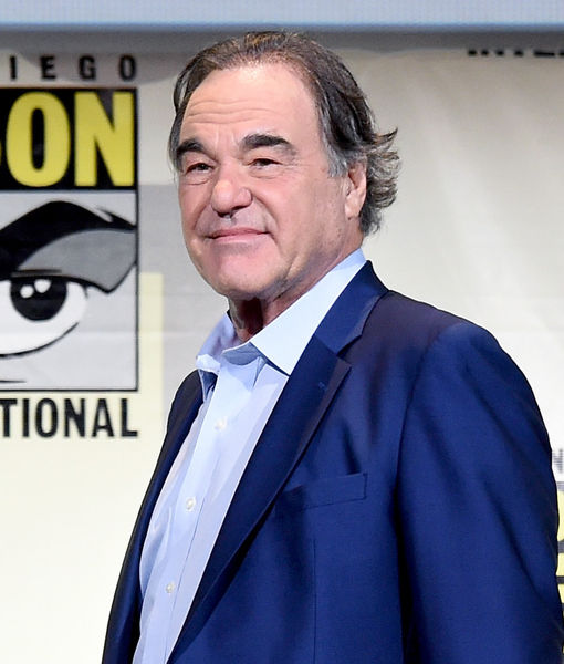 'Snowden' Director Oliver Stone Isn't Interested in Trump or Clinton
