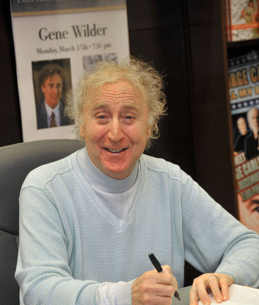 'Willie Wonka' Star Gene Wilder Dies at 83