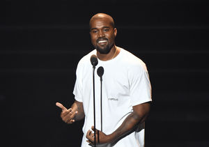 Kanye West Unveils Sexy 'Fade' Video, Praises His Idols & Himself…