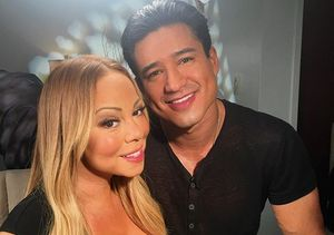 Mariah Carey's Blindfolded Surprise for Mario Lopez in Las Vegas