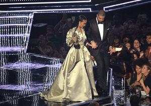 Rihanna & Drake's VMAs PDA Fest — See the Cute Pics!