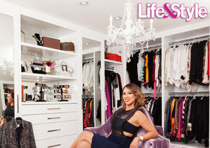 Inside Kelly Dodd's Dream Closet