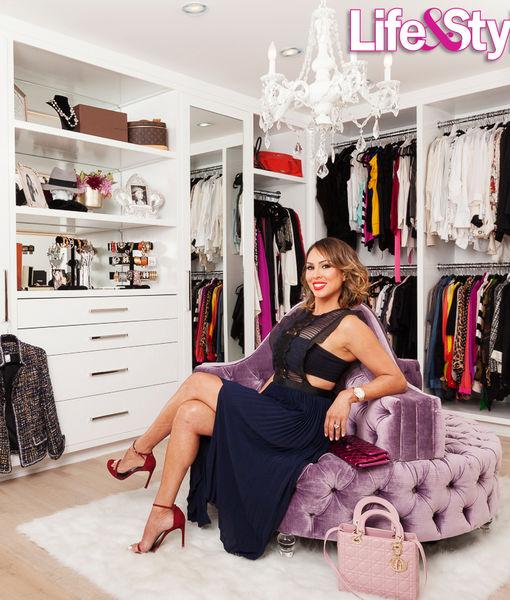 Inside Kelly Dodd's Dream Closet