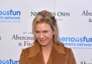Renée Zellweger Talks Acting Break... Does She See a Baby in Her…