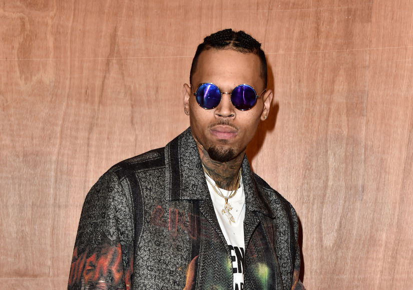 Woman Cops Say Chris Brown Pulled Gun on Speaks Out, Delivers Message for Rapper
