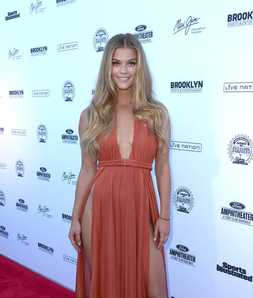 Nina Agdal & Friends Hit Sports Illustrated Summer of Swim on Coney Island