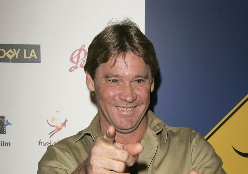 Steve Irwin's Father Finds Heartfelt Letter from Crocodile Hunter Nearly 10…