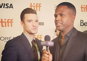 Watch Justin Timberlake Coaching AJ Calloway at TIFF