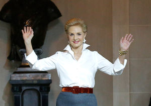 Carolina Herrera's Must-Have for Spring, and More Trendsetting Styles from…
