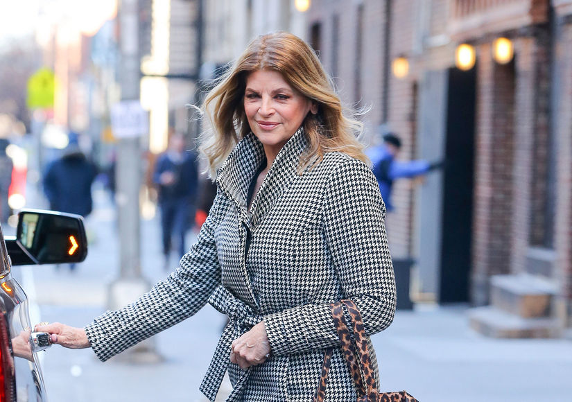 Kirstie Alley Reveals What She Wants Her Grandson to Call Her