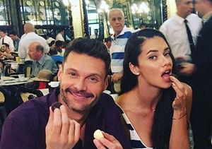 Is Ryan Seacrest Dating Adriana Lima?