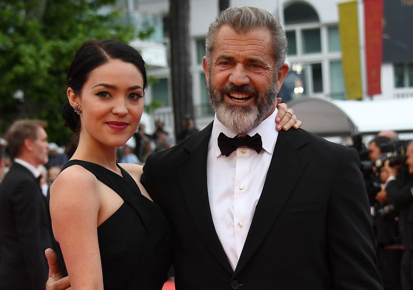 Mel Gibson Has a 9th Child on the Way