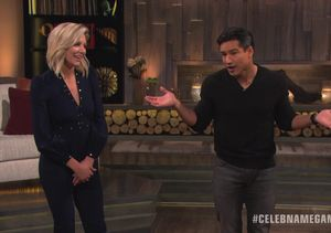 Watch Mario Lopez & Charissa Thompson Test their Knowledge in 'Celebrity…