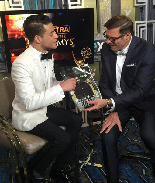 Emmys 2016: Backstage with the Big Winners