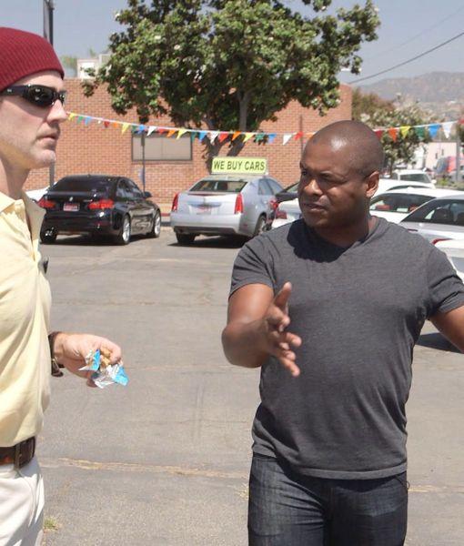 Watch James Van Der Beek Try to Sell Cars