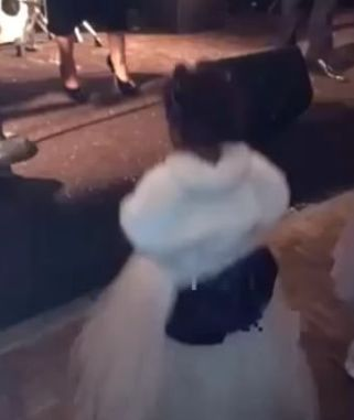 North West: Flower Girl with Moves