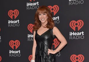 Kathy Griffith Will Be Watching the Presidential Debate with Who?