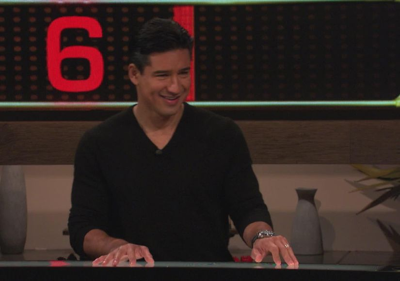 Sneak Peek! Mario Lopez on 'Celebrity Name Game'