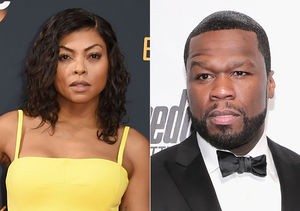 Taraji P. Henson Throws Shade at 50 Cent for 'Empire' Dig