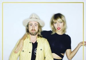 Taylor Swift Debuts New Haircut at Liberty Ross' Birthday Bash