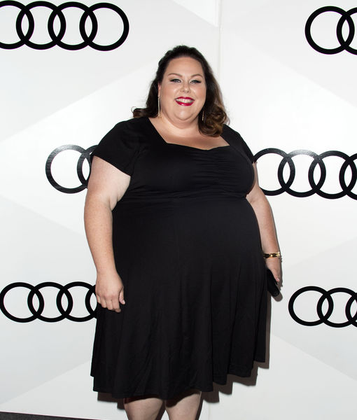 Chrissy Metz Reflects on Vulnerable Bathroom Scene at 'This Is Us' Premiere