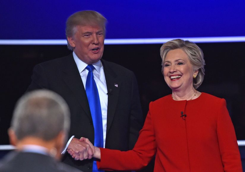 Donald vs. Hillary! Celebrities React to First Presidential Debate